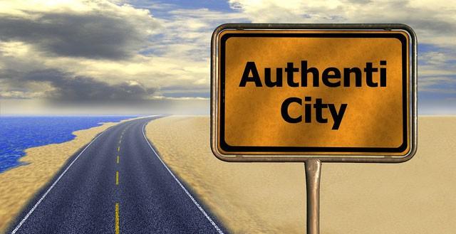 authentisch leben