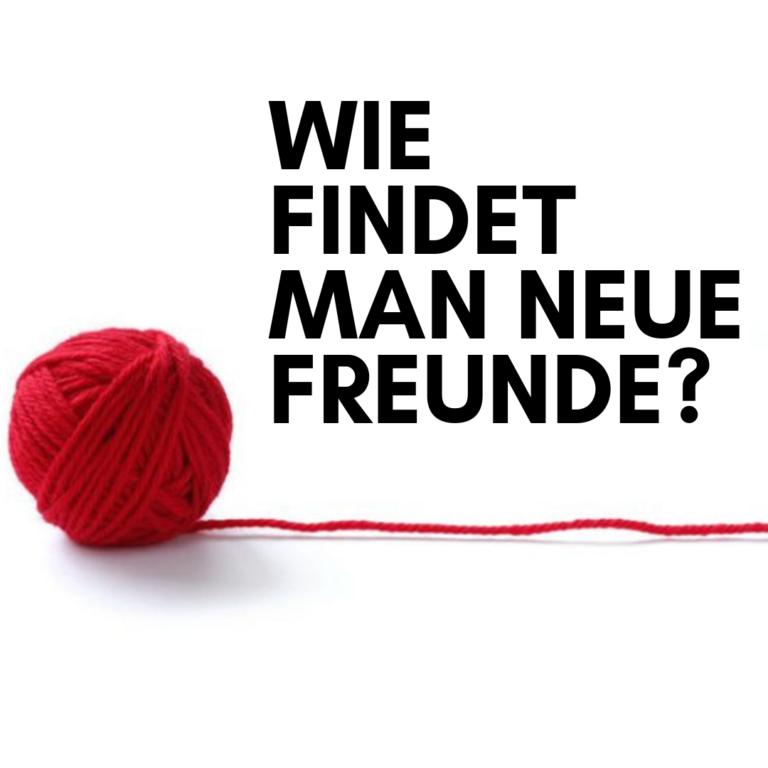 Neue freunde kennenlernen berlin