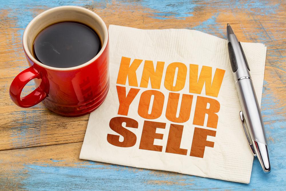 sich selbst entdecken